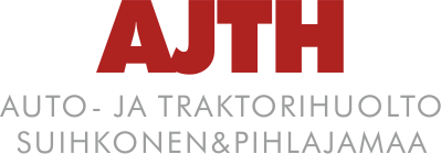 AJTH - Auto- ja traktorihuolto Suihkonen & Pihlajamaa
